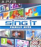 Sing It Family game