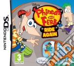Phineas and Ferb Ride Again videogame di NDS