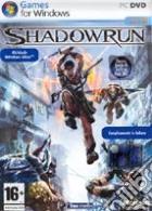 Shadowrun Edizione Windows Vista game