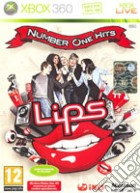Lips Number One Hits game