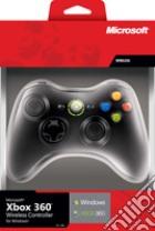 MICROSOFT X360/PC Ctrl Wrls liquid black game acc