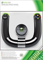 MICROSOFT X360 Wireless Speed Wheel game acc
