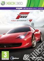 Forza Motorsport 4 game