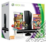 XBOX 360 4GB Kinect Holiday Value Bundle game acc
