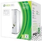 XBOX 360 4GB White game acc