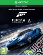 Forza Motorsport 6 game