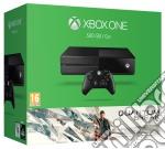 XBOX ONE 500GB Matte + Quantum Break game acc
