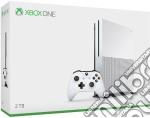 XBOX ONE S 2TB White game acc