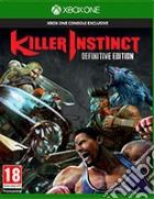 Killer Instinct Definitive Edition game