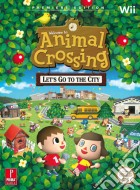 Animal Crossing Let`s Go To The City GS game acc