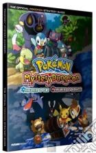 Pokemon Espl. Tempo/Oscurita Guida Str. game acc