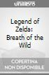 Legend of Zelda: Breath of the Wild game