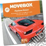 Passione Motori cofanetto regalo di Movebox