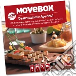Degustazioni e Aperitivi cofanetto regalo di Movebox
