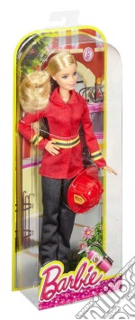 Mattel DHB23 - Barbie I Can Be - Pompiere giochi