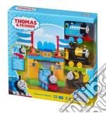 Mega Bloks - Il Trenino Thomas - I Migliori Amici Di Thomas - Thomas E Bertie giochi