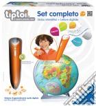Tiptoi - Set Completo Lettore Digitale + Globo Interattivo giochi