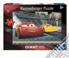 Ravensburger 05517 - Puzzle Gigante Da Pavimento 24 Pz - Cars 3
