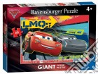 Ravensburger 05520 - Puzzle Gigante Da Pavimento 60 Pz - Cars 3 giochi