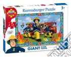 Ravensburger 05521 - Puzzle Gigante Da Pavimento 24 Pz - Sam Il Pompiere