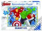 Ravensburger 05523 - Puzzle Gigante Da Pavimento 24 Pz - Avengers
