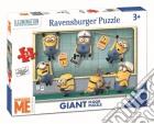 Ravensburger 05525 - Puzzle Gigante Da Pavimento 24 Pz - Minions