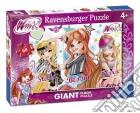 Ravensburger 05527 - Puzzle Gigante Da Pavimento 60 Pz - Winx Club