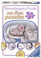Ravensburger 06883 - My First Puzzle 6x2 Pz - Cuccioli Di Animali
