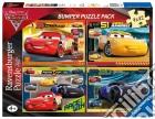 Ravensburger 06890 - Bumper Puzzle Pack 4x42 Pz - Cars 3