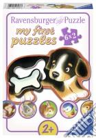 Ravensburger 07177 - My First Puzzle 6x2 Pz - Prelibatezze