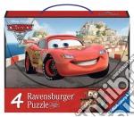 Valigetta 4 Puzzle - Cars 2 puzzle di RAVENSBURGER