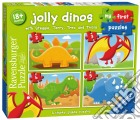 Ravensburger 07289 - My First Puzzles Progressive - Dinosauri
