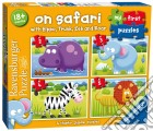 Ravensburger 07301 - My First Puzzles Progressive - Safari