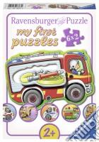 Ravensburger 07367 - My First Puzzle 6x2 Pz - I Miei Passatempi Preferiti