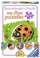 Ravensburger 07368 - My First Puzzle 6x2 Pz - Dove Vivono Gli Animali