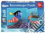 Puzzle 3x49 pz - dfn il piccolo nemo puzzle