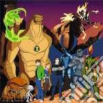Puzzle 3x49 pz - b10 ben 10 ultimate alien puzzle di RAVENSBURGER