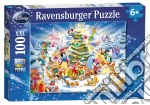 Natale Disney - Puzzle XXL 100 Pz  puzzle di Ravensburger