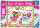 Ravensburger 10589 - Puzzle XXL 100 Pz - Shopkins
