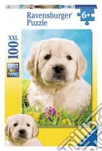 Puzzle super 100 pz - cucciolo puzzle di RAVENSBURGER