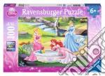 Ravensburger 10639 - Puzzle XXL 100 Pz - Principesse Disney - Le Principesse E I Piccoli Amici puzzle di Ravensburger