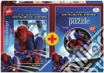 Bi-pack 100pz + mini 3d puzzle - spi spiderman puzzle di RAVENSBURGER