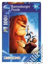 Puzzle super 100 pz - dlk il re leone puzzle di RAVENSBURGER