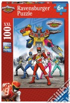 Ravensburger 10789 - Puzzle XXL 100 Pz - Power Rangers - La Leggenda Ha Inizio