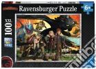 Ravensburger 10918 - Puzzle XXL 100 Pz - Dragons - Gli Amici Dei Draghi