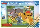 Ravensburger 10922 - Puzzle XXL 100 Pz - Lion Guard - Kion E I Suoi Amici