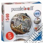 Antico mappamondo puzzle di RAVENSBURGER