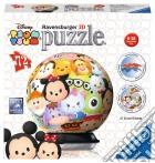 Ravensburger 12186 - Puzzleball 72 Pz - Tsum Tsum