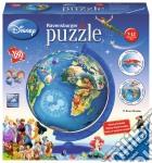 Ravensburger 12333 - Mappamondo - Globo 3D 180 Pz Disney giochi