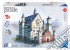 Puzzle 3D Building - Neuschwanstein Castle